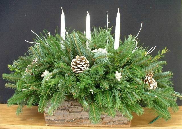 Christmas Urn Filler
