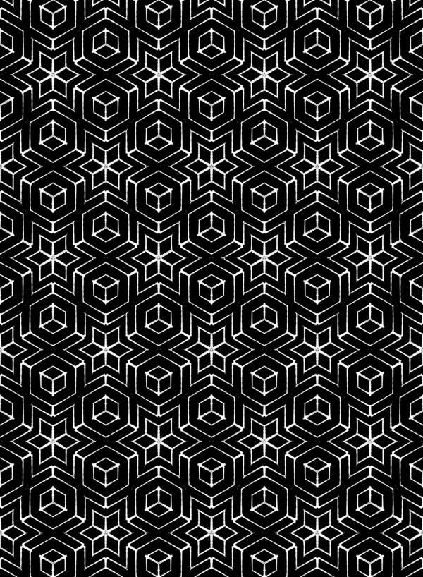 Treningsfelter Test ~ Thomas Hooper  #pattern #tessellation