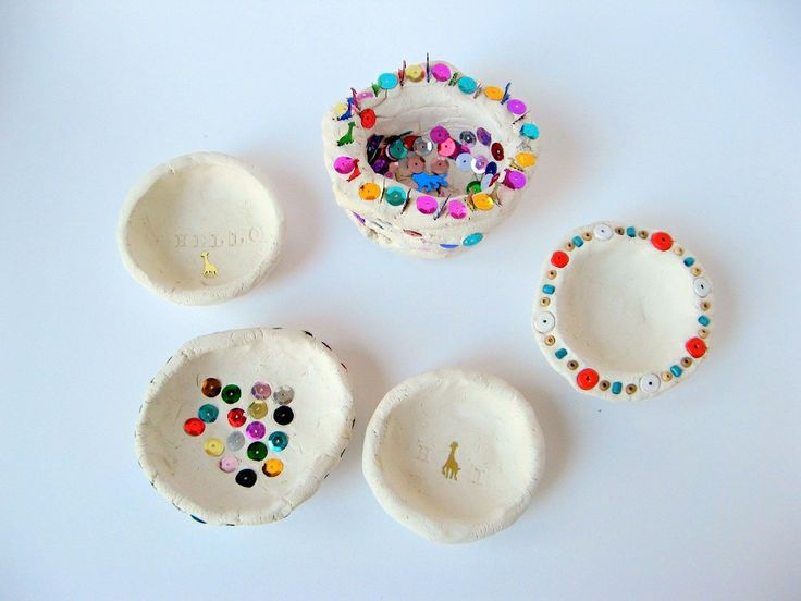 Pinch Pots Air Dry Clay Google Search Clay Pinterest