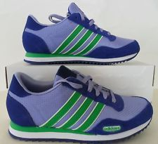NEW~Adidas SPECIAL ED JOG 09 zx 800 megabounce~PURPLE Running shoe Womens size 8