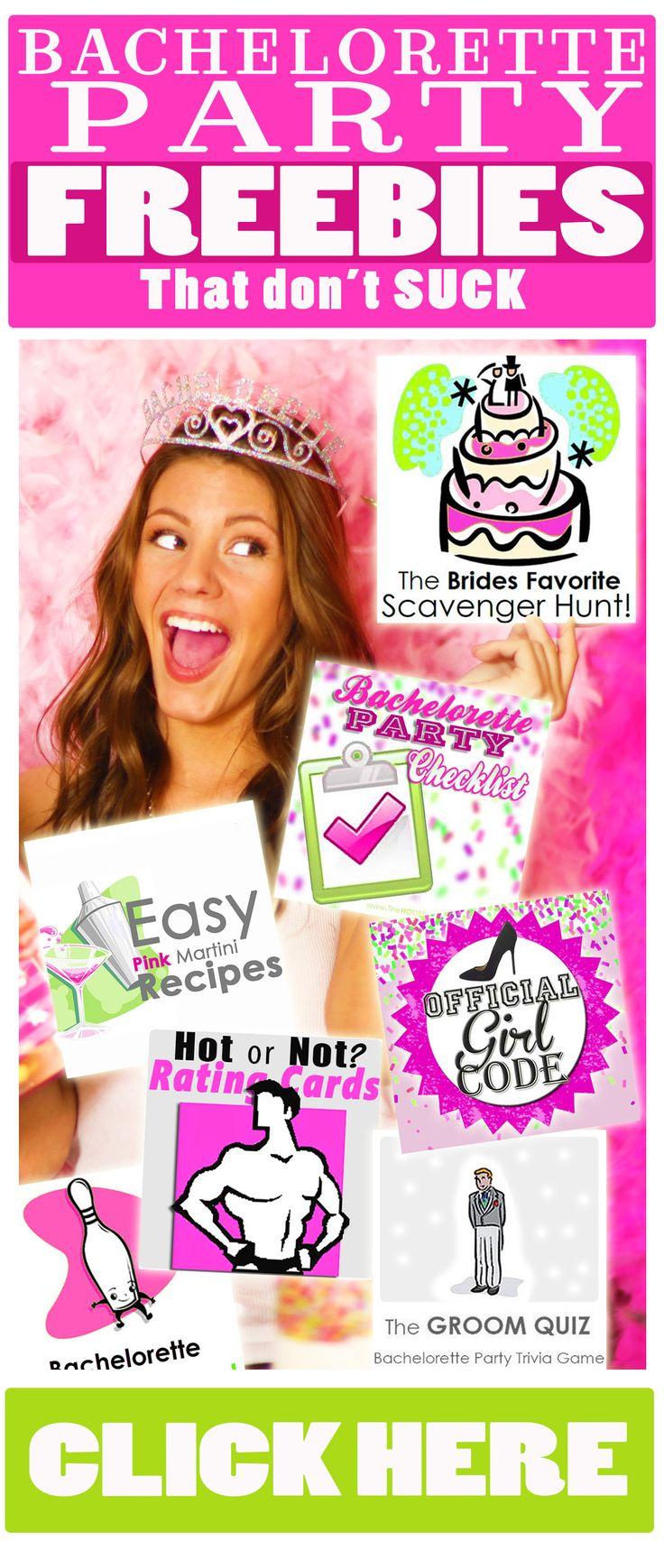 17 Best ideas about Bachelorette Party Checklist on Pinterest ...