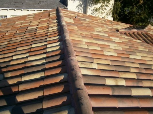 1000 Images About Verea Spanish S Clay Tile Roof In Miami