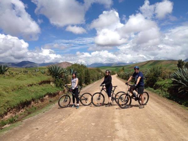 Peru family adventure holiday