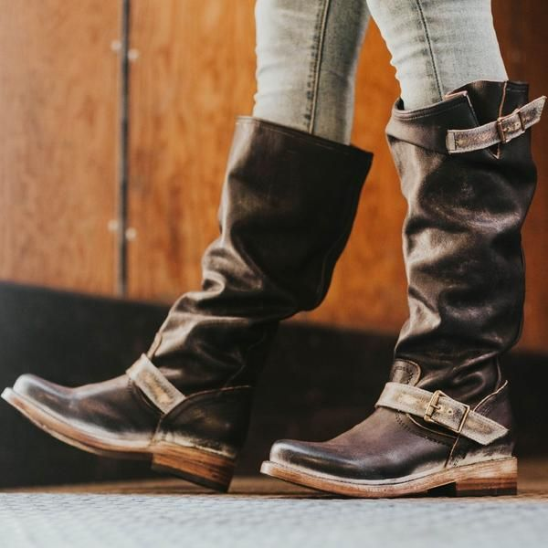 1544c0b44a518 Contra in 2019 | shoes | Boots, Bootie boots, Leather boots