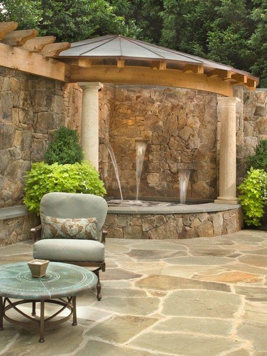 67 best hot tubes images on pinterest | backyard ideas ... - Hot Tub Patio Designs