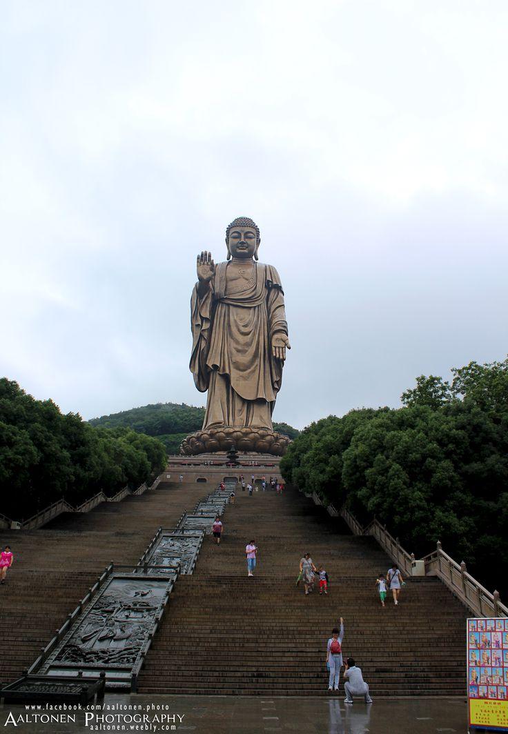 Great Buddha at Lingshan, Wuxi