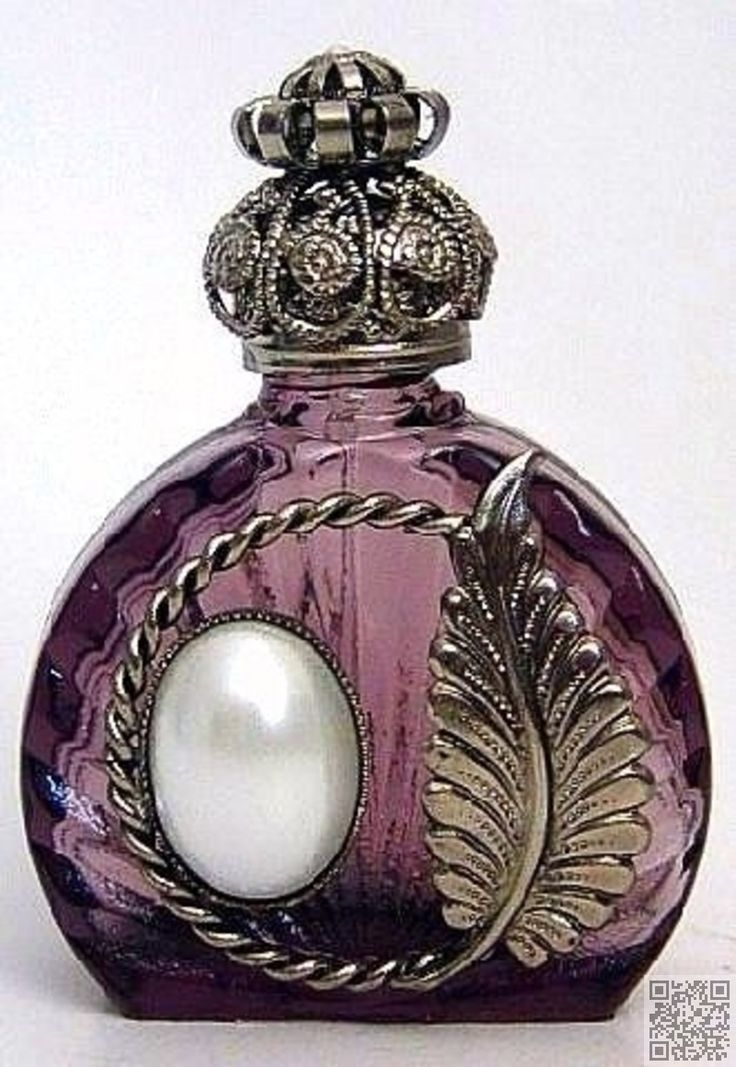 28 Purple And Silver 55 Gorgeous Vintage Perfume Bottles You Ll Lust After Perfumes