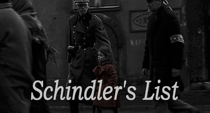 Фильм Список Шиндлера 1993