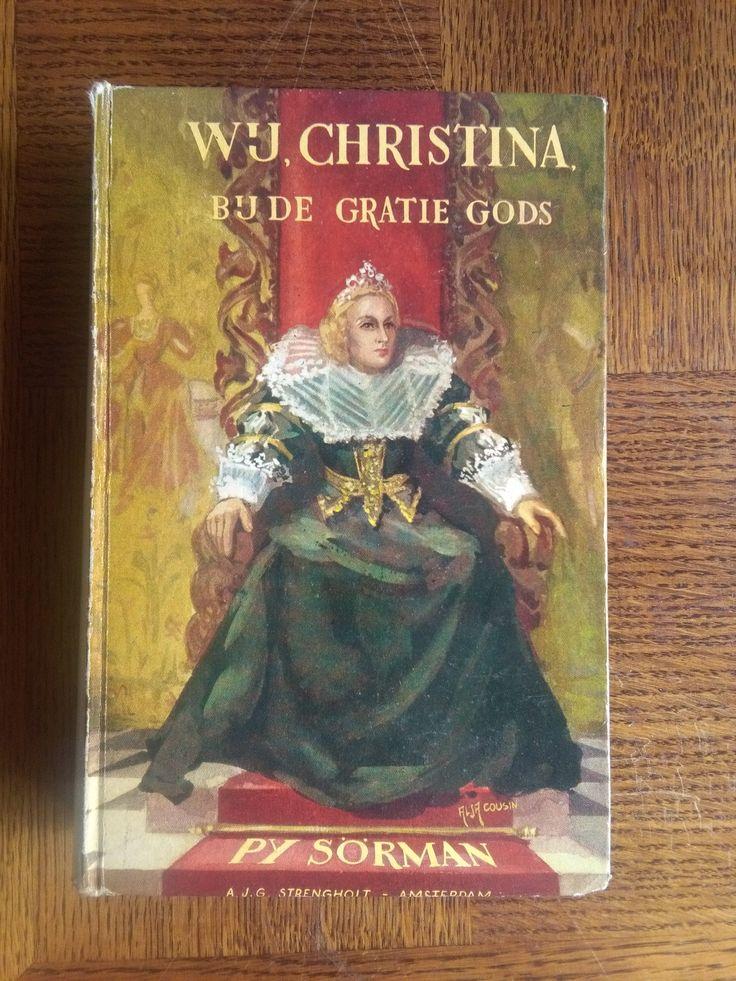 Wij, Christina, bij de gratie Gods - Py Sorman