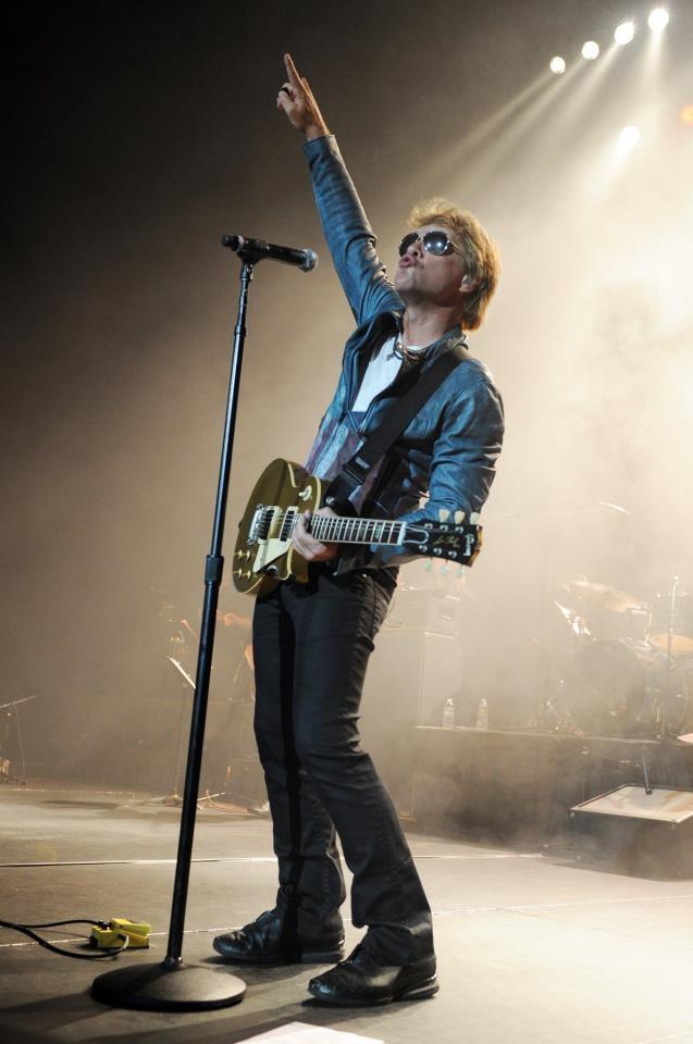 Jon Bon Jovi 2012