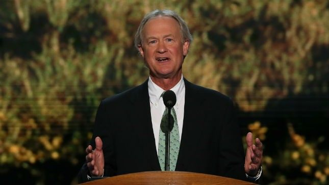 Lincoln Chafee questions US sanctions against Russia | TheHill