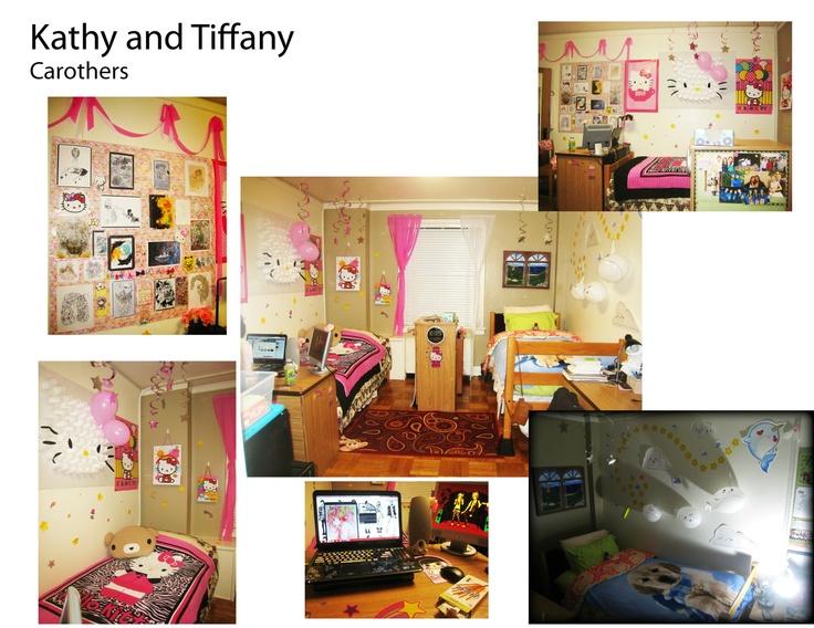 Ut Austin Duren Dorm Room