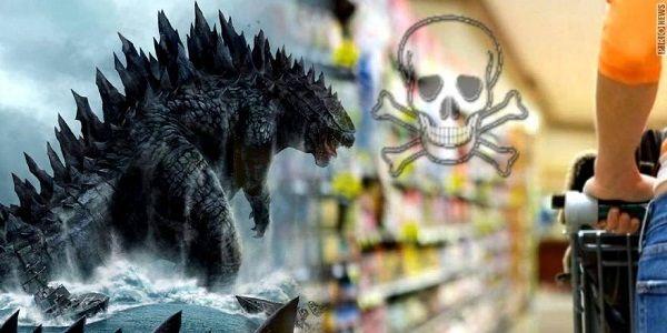 """Ο """"Γκοτζίλα"""" στα... πιάτα μας - Η ΕΕ επιτρέπει την εισαγωγή τροφίμων από την περιοχή της Φουκουσίμα!"""