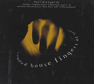 Crowded House - Fingers Of Love (CD) at Discogs