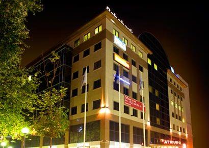 biurowiec Atrium Centrum, Warszawa Śródmieście