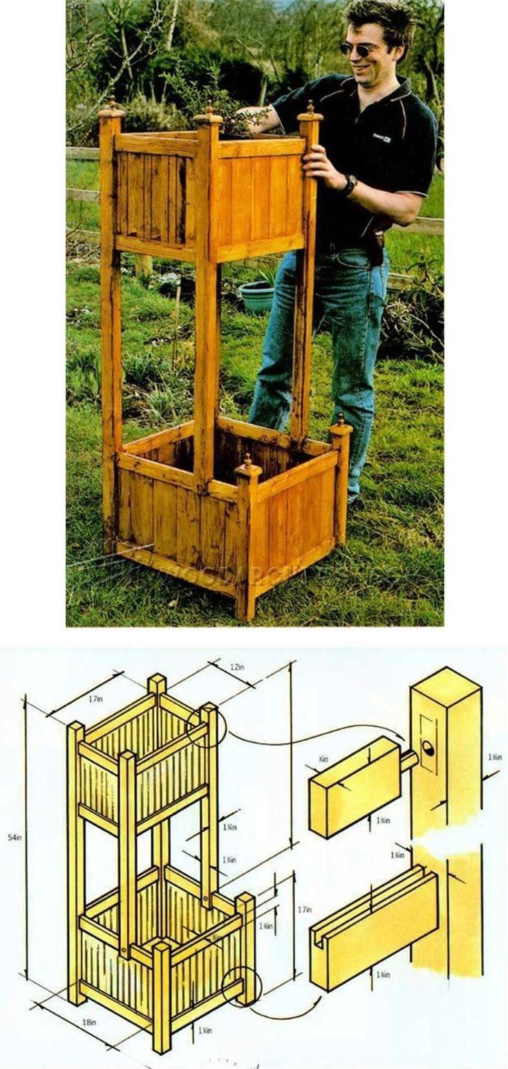113 best outdoor plans images on pinterest woodwork woodworking