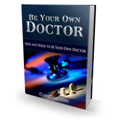 Be Your Own Doctor Have you reached a point in your life when you started feeling unhealthy? Here are some useful information on how to become your own personal physician!