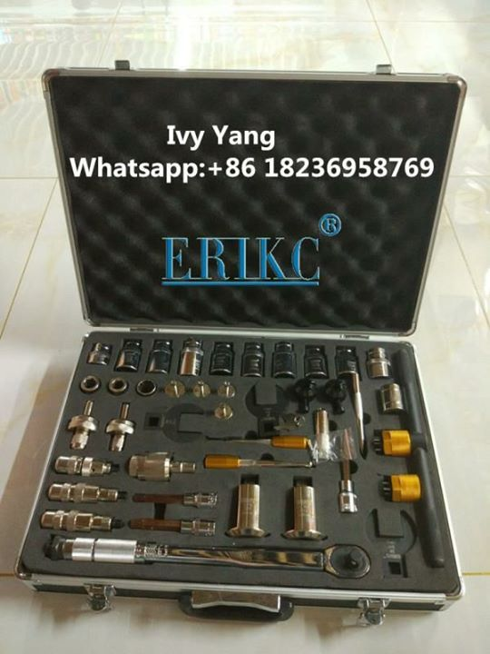 40pcs Common Rail Injector Assembly and Disassembly Tool; In stock quick delivery. Welcome add whatsapp 86 18236958769 to inquiry now. Contact: Ivy Email: Ivy@liseronnozzle.com             crdi@foxmail.com
