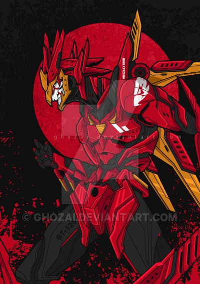 Mecha Garuda by ghozai on DeviantArt