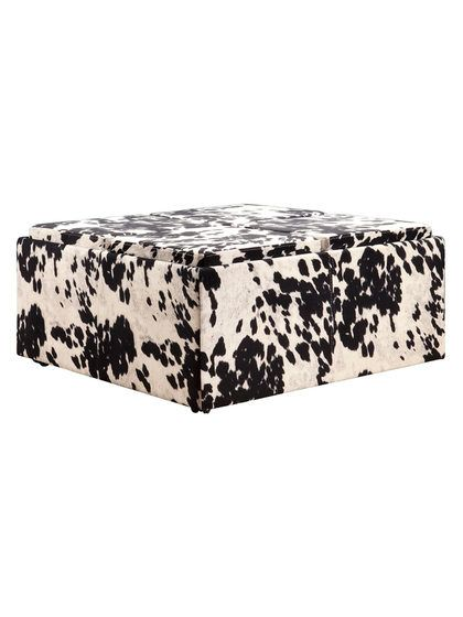 Tuscany Storage Ottoman by Topline at Gilt
