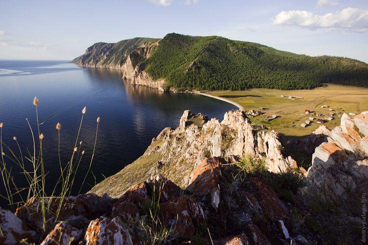 Olkhon Island - Lake Baikal, Siberia, Russia