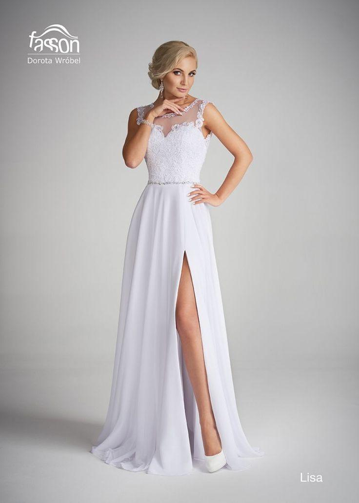 Lisa suknia ślubna