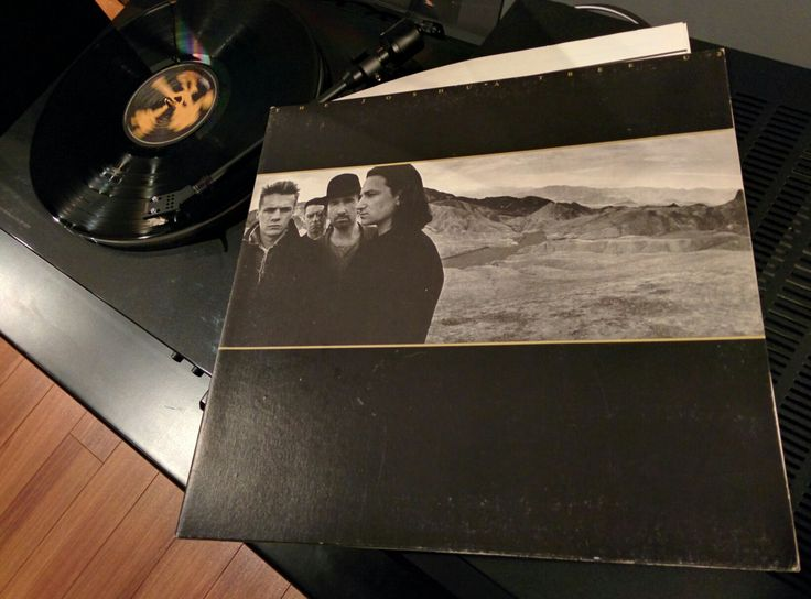 U2 - The Joshua Tree - hopefully will have tix to the Vancouver concert, will find out tomorrow at 10:00. #vinyljunkie #groovegardenrecords #onmyturntable #vinylcollectionpost #vinylcommunity #cratedigger #vinyloftheday Just now