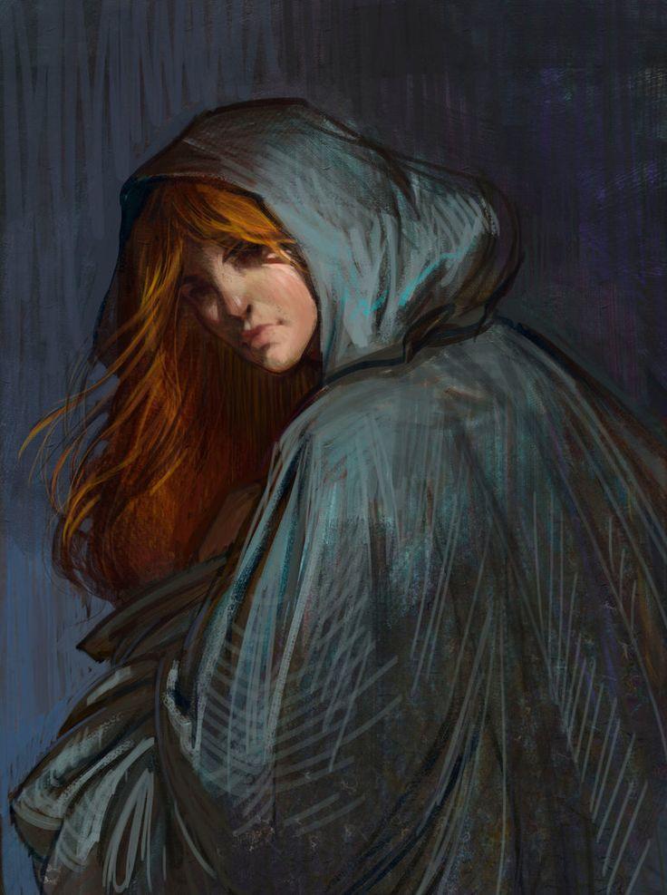 Portrait by Pospeshilka on DeviantArt
