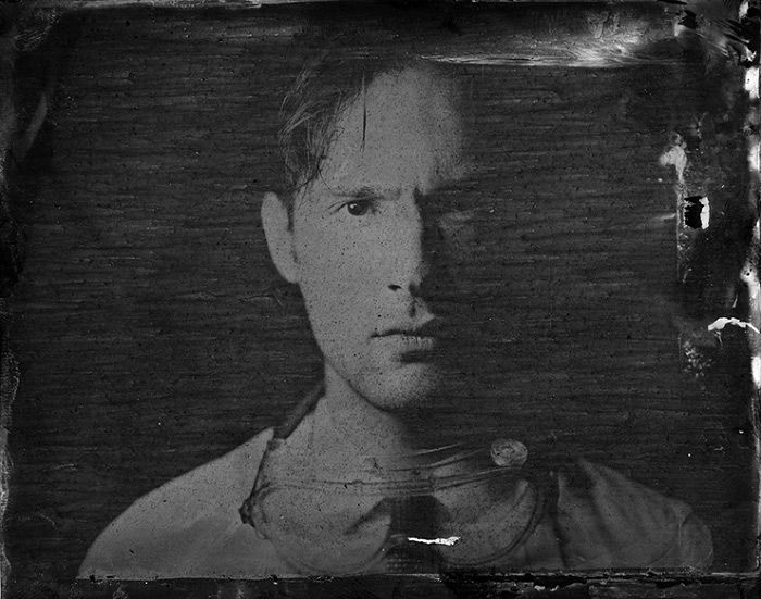 tintype final print