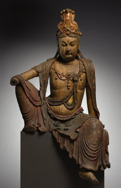 Seated Guanyin | Cleveland Museum of Art