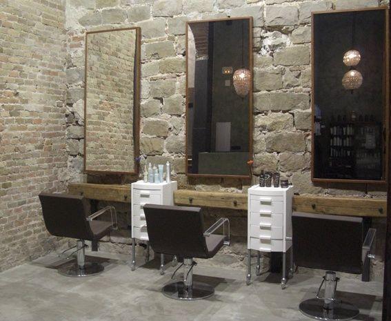 Las 25 mejores ideas sobre barberia en pinterest for Decoracion de peluquerias