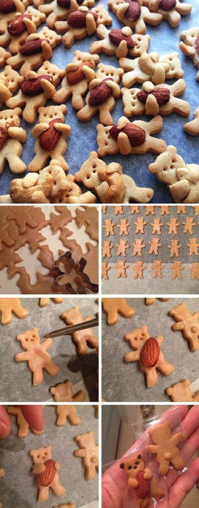 Delicious Homemade Bear Hug Biscuits