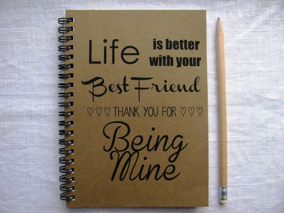 30 best friends images on pinterest best friends my friend and best friend contract 5 x 7 journal by journalingjane on etsy thecheapjerseys Gallery