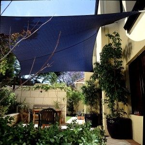 Gardening Product Review – Shade Sails