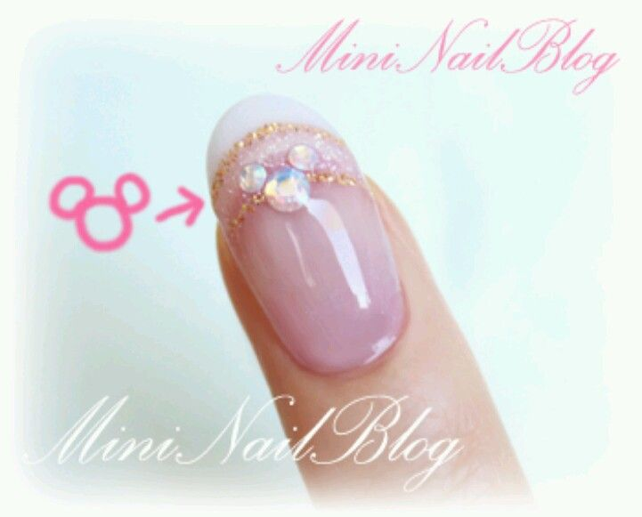 Disney nails -- For Andrea!!!