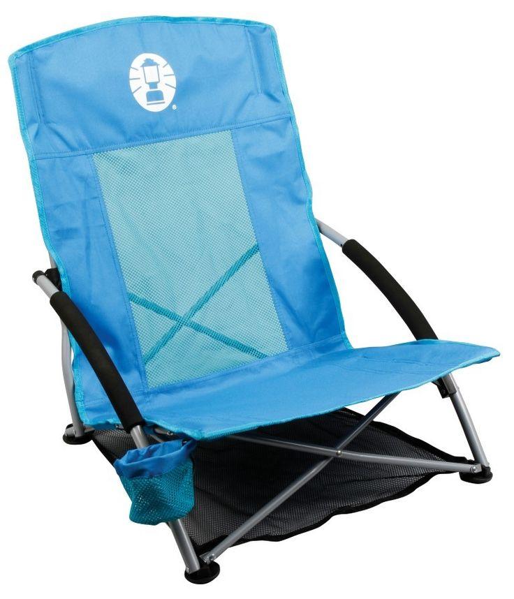 Καρέκλα Θαλάσσης Coleman Sling Chair Χαμηλή   www.lightgear.gr