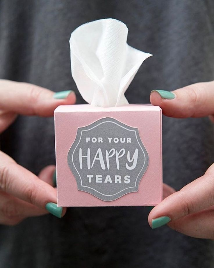 "330 Likes, 8 Comments - SomethingTurquoise.com (@something_turquoise) on Instagram: ""For Your Happy Tears! Mini-wedding tissue boxes made in your custom wedding colors using…"""