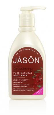 @JASON Products Antioxidant Cranberry Body Wash