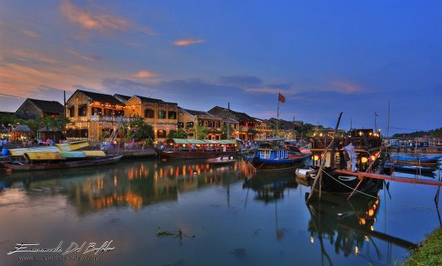 L'antica città di Hoi An, Vietnam. - Photo by Emanuele Del Bufalo (16)