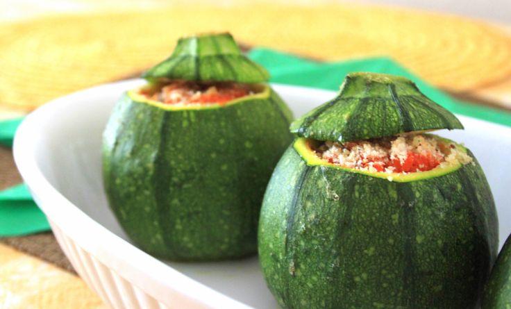 Zucchine ripiene vegan: pronti, forno e... Gnam! - VegNess