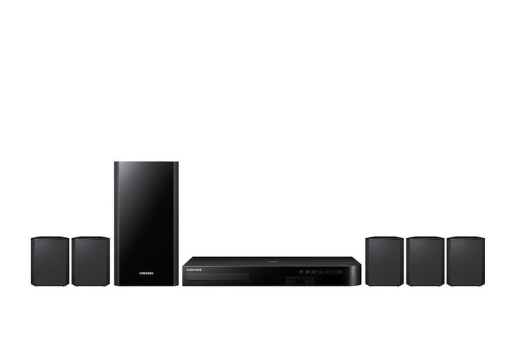 Samsung 5.1 Channel Home Theater System 3D Blu-Ray Player Surround Sound 500W #Samsung