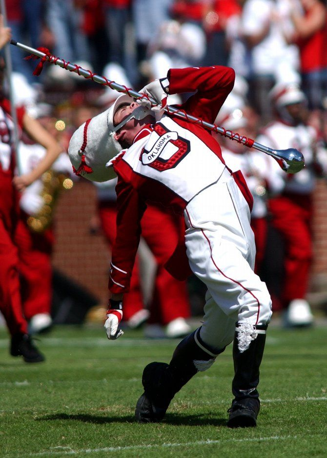 28 best Oklahoma Sooners Cheerleaders images on Pinterest ...