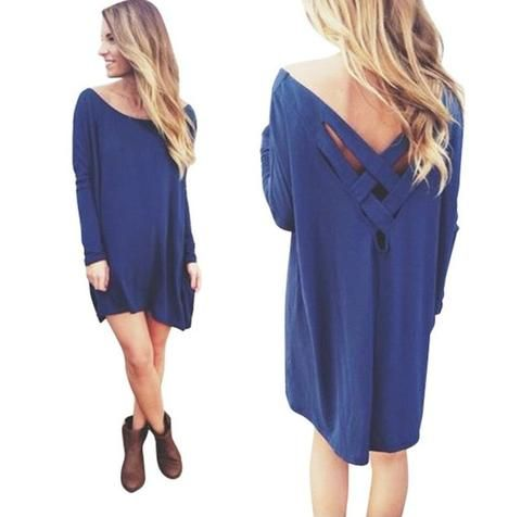 find comfort, in this oversize sweater dress