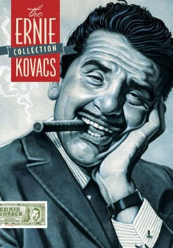 @Overstock - Comic and actor Ernie Kovacs died at the tender age of 42, perishing in an automobile accident in the early 1960s. Yet during his brief life-span, Kovacs did a stunning amount of work to revolutionize the language of television comedy - with styles tha...http://www.overstock.com/Books-Movies-Music-Games/Ernie-Kovacs-Collection-DVD-6discs/5631801/product.html?CID=214117 $39.58