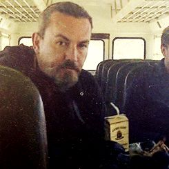 This is one of my most favorite scenes on SOA!  Chibs & His Jameson Juice Box.  Sons Of Anarchy.  #Chibs  #TommyFlanagan