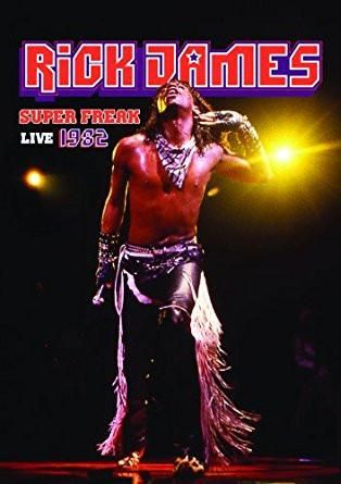 James, Rick : Rick James - Super Freak 1982