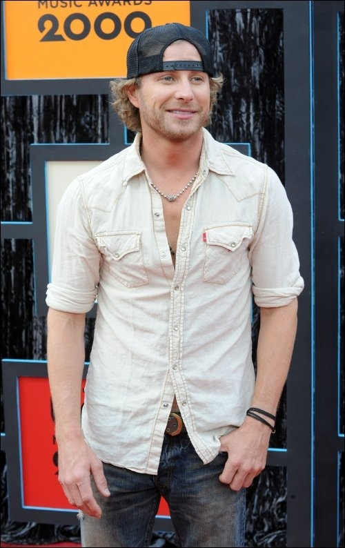 Dierks Bentley  Lord made him hard to handle