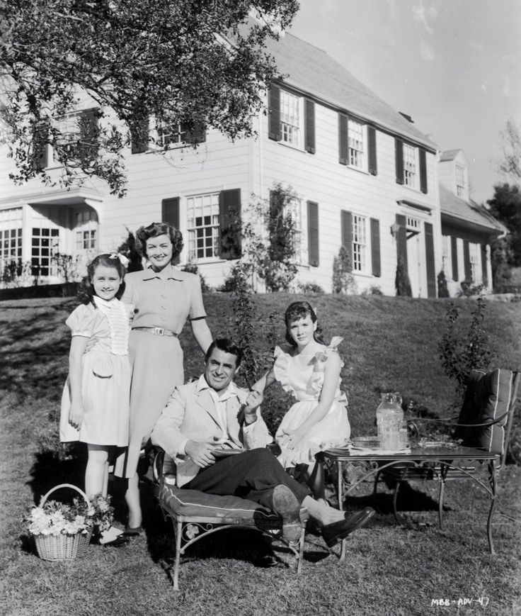 Mr. Blandings Dream House...never seen this one, its a funny....just a clean funny movie.....T