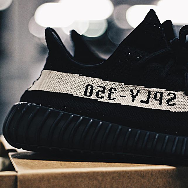 Well it's that time again.. Yeezy Season baby! And this release is one of the best yet, so we're expecting resell prices of the Core Black Yeezy Boost 350 V2 t