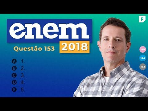 Matematica Enem 2018 Questoes Resolvidas Youtube Matematica